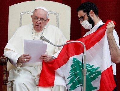 Pope to meet with Lebanon's Christian leaders