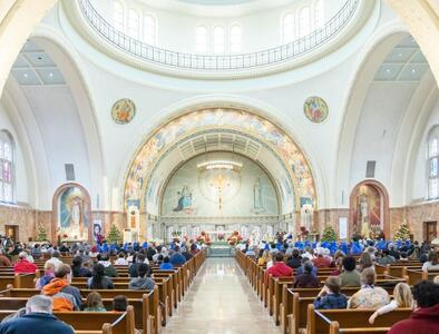 <span>Diocese of Tucson lifts the dispensation from the Sunday Mass obligation</span><br />
