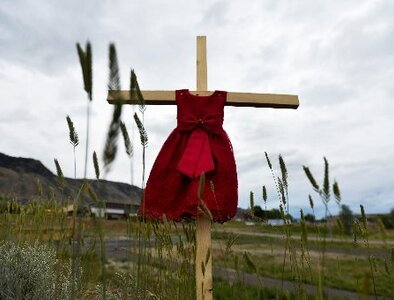 Pope leads prayers for Indigenous children who died in Canadian schools