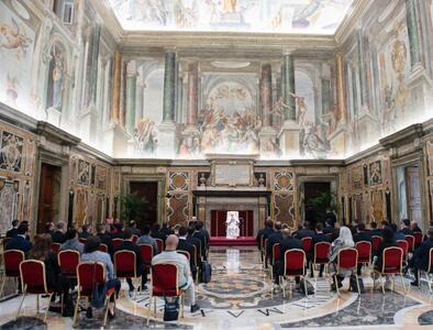 Vatican orders term limits for leaders of lay movements
