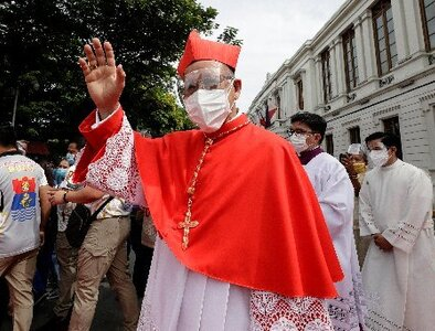 New Manila archbishop promises to be a shepherd who listens to his sheep