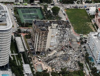 Catholic agency offers help after 'heartbreaking' collapse of building