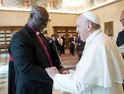 Pain of division must push Christians to seek unity, pope says