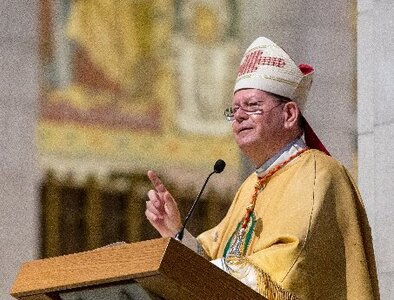 On First Nations Sunday, Quebec cardinal speaks of hope for healing