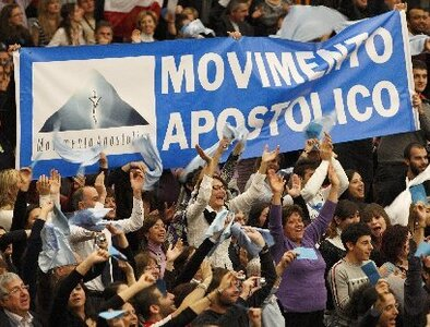 Vatican suppresses Italy-based lay movement founded by alleged visionary