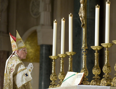 So-called 'liturgy wars' more about politics than faith, expert says