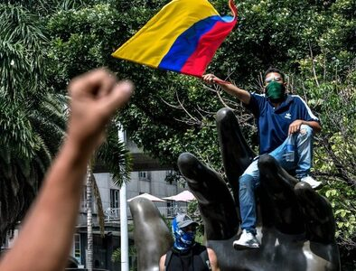 REPAM expresses closeness to Colombians amid protests