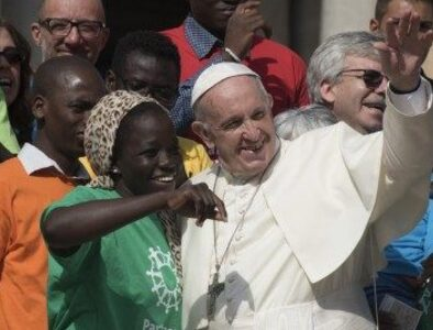 """""""One Church, one home, one family"""" – Pope's Migrants and Refugee Day Message"""