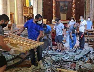 Beirut Church to reopen following 2020 blast