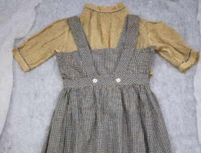 Iconic Dorothy dress has been there 'all along' at Catholic University