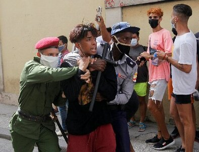UPDATE: Christian group calls for free election amid rare protests in Cuba