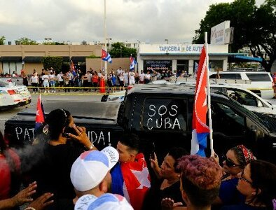 UPDATE: Experts fear Cuba is preparing a harsh response to recent protests