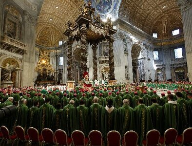 Synod of Bishops publishes list of commission members