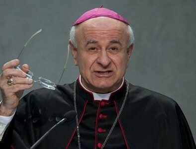 Archbishop Paglia: There is no place for medical marginalisation