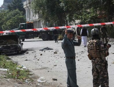 Afghanistan: Rocket attack in Kabul targets Presidential Palace