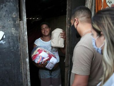 UN: hunger, malnutrition worse in 2020 pandemic year