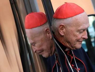 Statute of limitations 'pause' allows criminal case against McCarrick to proceed