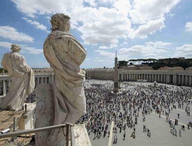 Rule #1 for Vaticanologists: 'Never forget the Vatican is in Italy'