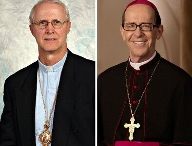 Pope accepts resignation of bishop of Phoenix-based Byzantine eparchy