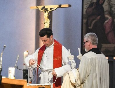German bishop says he's skeptical about exempting priests from celibacy