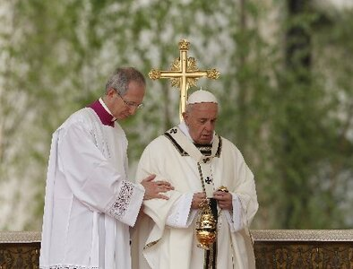 Papal master of ceremonies appointed bishop of Italian diocese
