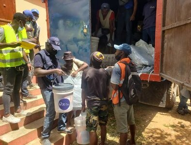 Post-quake Haiti: Funerals and a daily quest for food, water, shelter