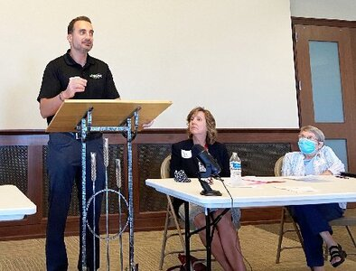 Iowa bishop urges business leaders to cultivate ecological sustainability