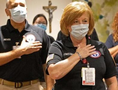 Diocese of Baton Rouge reinstates Mass mask mandate after COVID surge