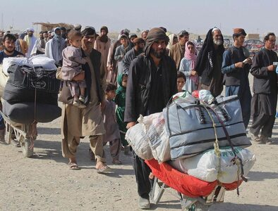 Caritas Pakistan reaches out to Afghan refugees