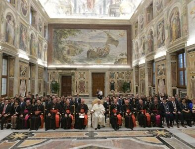 Dicastery for Laity, Family, Life celebrates 5th anniversary