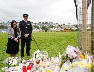 Pope Francis expresses condolences with Plymouth community