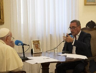 Pope: Euthanasia legislation in Europe is sign of 'throwaway culture'