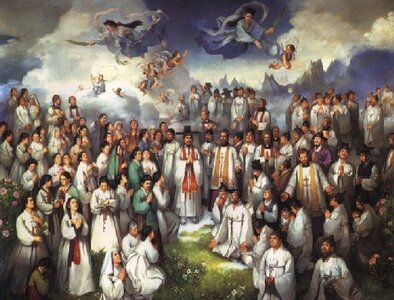 South Korean diocese says remains of first Catholic martyrs recovered