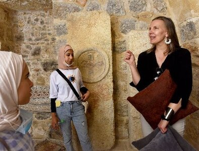 'This is your heritage': Jerusalem museum works to engage diverse groups