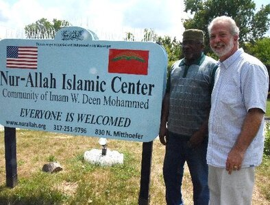 Solidarity of Catholics, Muslims on 9/11 in Indianapolis continues