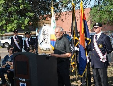 Padre Kino, missionary on sainthood path, is recognized as symbol of unity