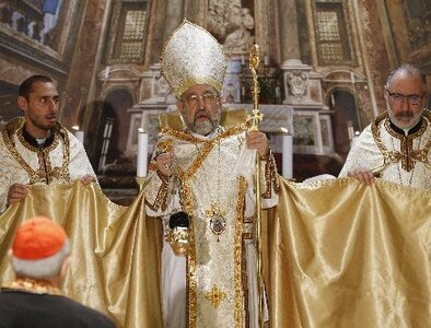 Armenian Catholic bishops try again to elect patriarch