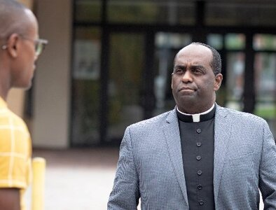 Two Miami priests hope to visit Haitian migrants in limbo at Texas border