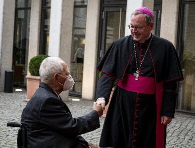 Head of German bishops calls for courageous change in church, society