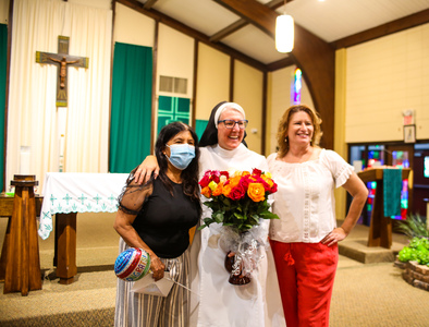 Dominican Sister celebrates her 25th Jubilee among friends in Tucson