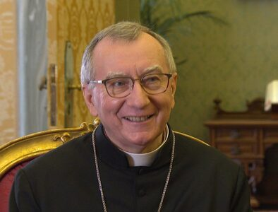 Parolin: the Pope asks us to be witnesses of a Church open to the world