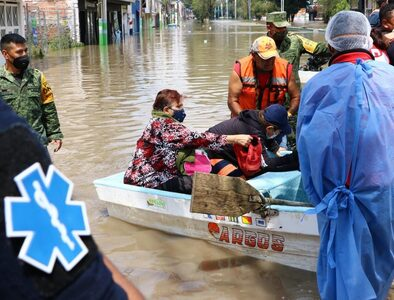 Mexican Bishops express solidarity with hospital flood victims