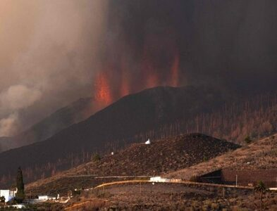 Pope prays for residents of La Palma island after volcanic eruption