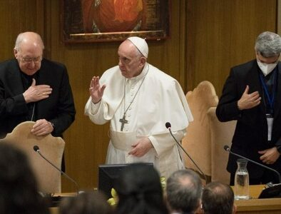 Pope to Rome's faithful: Synodality expresses the nature of the Church