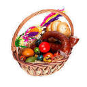 Blessing of Easter Food Baskets