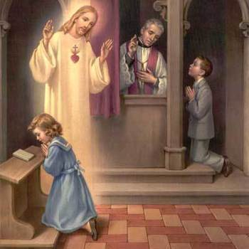 First Reconciliation Parents Meeting