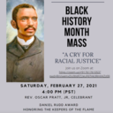 AACCE Black History Month Mass