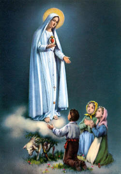 Our Lady of Fatima Statue Home Visits