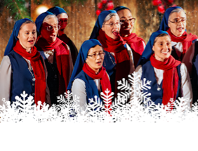 Daughters of St. Paul Virtual Christmas Concert