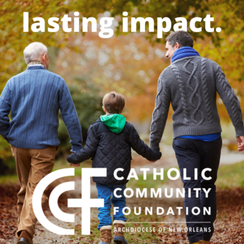 Catholic Community Foundation Lenten Giving